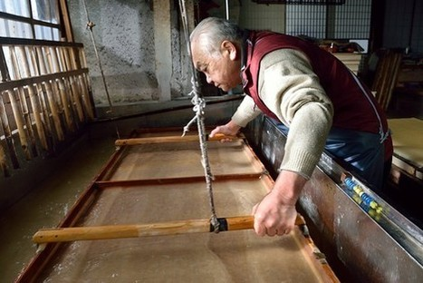 5 Things to Know About Japan's Handmade 'Washi' Paper   News in Conservation   Scoop.it
