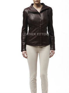 Women Sophisticated Special Fall Jacket | Newly Arrived Women Lamb Fall Leather Jacket | AUTUMN FALL FOR WOMEN | Scoop.it
