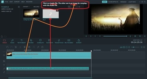 How To Make Video From Audio File Using an Image   National testing Service   Scoop.it