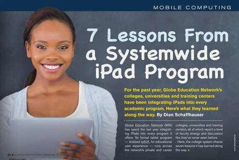7 lessons learnt from setting up an iPad implementation | Curtin iPad User Group | Scoop.it