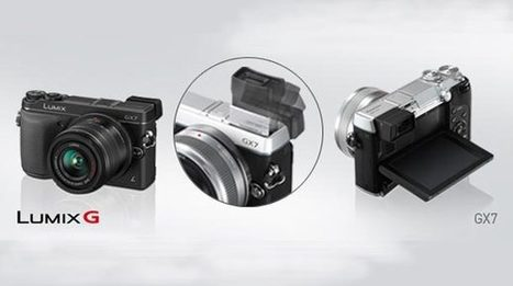 Neue Panasonic Lumix GX7 mit kippbaren Sucher - CameraNews.de   Camera News   Scoop.it