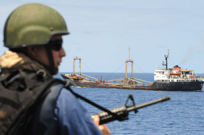 'No military solution to piracy'. | Piracy in Somalia | Scoop.it