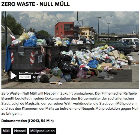 (German) ZERO WASTE - NULL MÜLL: Ist weniger wirklich mehr?   Zero Food Waste   Scoop.it