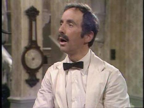 """Video fix - """"Fawlty Towers"""" 