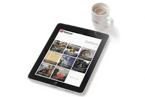 Are Apps Like Flipboard the Future of Media? | Brand & Content Curation | Scoop.it