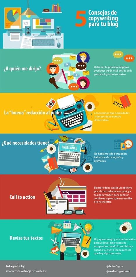 ¿Qué es el copywriting? Guía definitiva para ser un gran Copywriter | Noticias de Marketing Online - Marketing and Web | Scoop.it