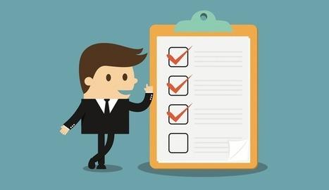 Checklist imprimible de las tareas diarias de un community manager | Ricardo Gimenez | Scoop.it