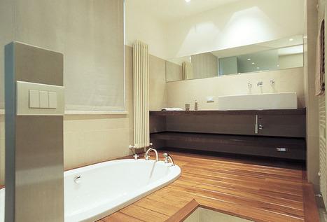 Du parquet dans votre salle de bain ! | Construction - Rénovation | Kasavox » 1er réseau social de l'Habitat | Scoop.it
