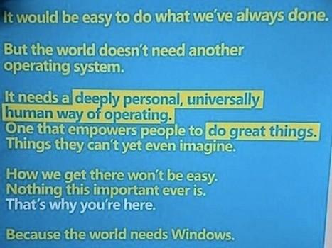 Best blogg: Windows 9 release | reseausale | Scoop.it