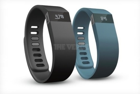 Leaked: Fitbit's next fitness tracker, the Fitbit Force | World News | Scoop.it