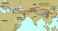 Lesson 4: On the Road with Marco Polo: Crossing the Deserts of China | EDSITEment | Asia and Australi