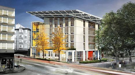 Net Zero Case Study: Bullitt Center -- Water - Green Building Elements | Energy Efficiency | Scoop.it