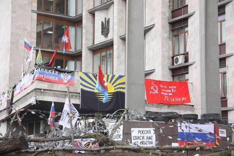 Ukrainian crisis spiralling out of control - In Defense of Marxism | real utopias | Scoop.it