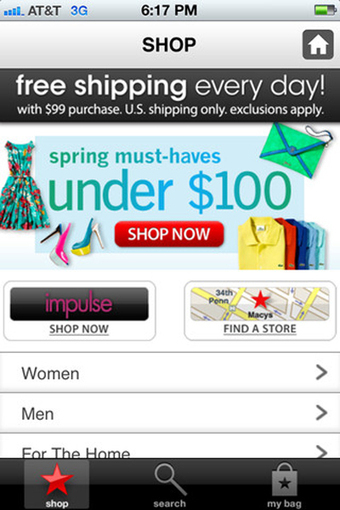 Macy's makes mobile integral part of Black Friday strategy to drive in-store sales | Mobile & Magasins | Scoop.it