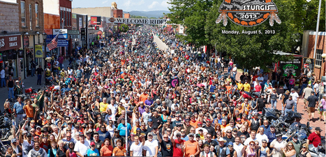 Sturgis rally deaths at nine after multi-motorcycle crash | California Motorcycle Accident Attorney News | Scoop.it