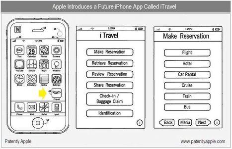 L'application iTravel :le futur assistant de voyage mobile de Apple   BLOG-ETOURISME.COM : Tourisme et TIC   Tourisme numérique   Scoop.it
