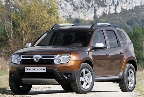 Renault promises new concept car and Dacia Duster in Frankfurt ... | automotive | Scoop.it