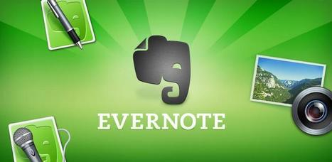 "Evernote : un éléphant discret mais indispensable | Veille Techno et Informatique ""AutreMent"" 