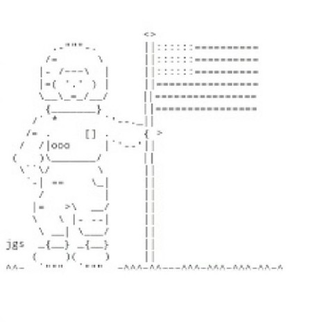 @asciiart | Post 579800982742163058_641614406 | ASCII Art | Scoop.it