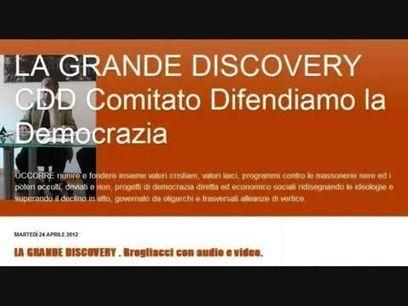 38 bis Paolo Ferraro Da Dallas alla scuola Morvillo Falcone di Brindisi wmv | CDD | Scoop.it