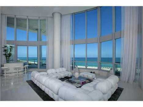 Miami Beach Penthouses For Sale | LUXURY REAL ESTATE - PRESENTED BY - AKOYAone.com | MIAMI | Scoop.it