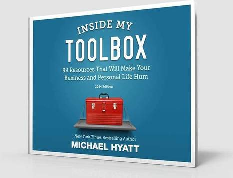FREE eBook: Inside My Toolbox | Reading, Writing, and Thinking | Scoop.it
