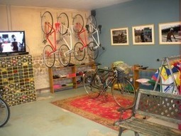 Guidoline : un petit vélo dans le garage - Grand-Rouen | atelier vélo | Scoop.it