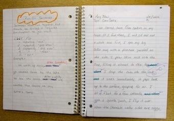 Grammar Journals | Scholastic.com | Good teaching ideas TechDivaAshlee | Scoop.it