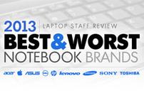 Best and Worst Notebook Brands 2013   Ultrabook   Scoop.it