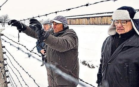 Auschwitz 70th anniversary: one survivor goes back to the camp - Telegraph | World War II | Scoop.it