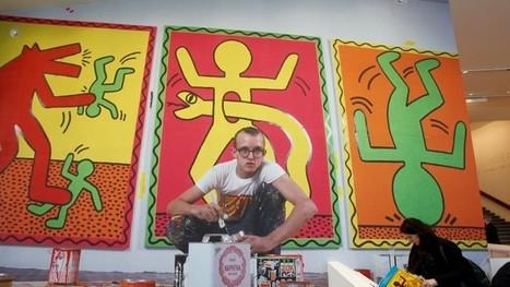 Keith Haring, l'énergie vitale de l'art | Histoire des arts Clg Denfert-Rochereau. Auxerre | Scoop.it