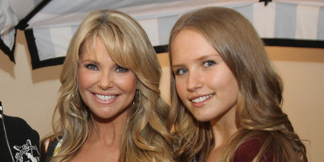 Christie Brinkley: 'I Was Successful Because I Was Not Skinny Like The Other Girls' | Shopping News | Scoop.it