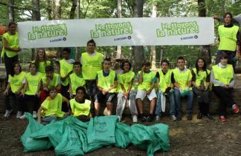 Aignan. Collège Vert : sensibilisation à l'environnement - La Dépêche   Le Collège Vert dans la Presse   Scoop.it