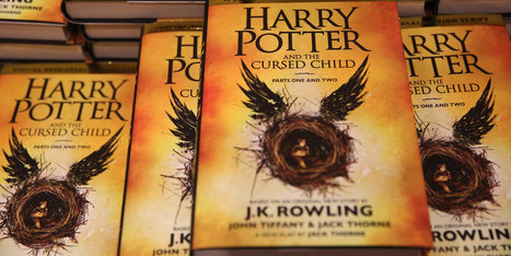 DONE: J.K. Rowling Says Harry Potter's Story Is Finished | Book News Readers Can't Live Without | Scoop.it