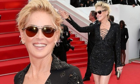 Sharon Stone's Basic fashion Instincts are wrong at The Search launch | Fashion to Life | Scoop.it