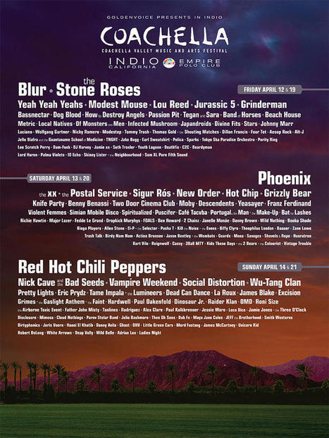Get Tickets to See OutKast Reunite for Coachella 2014 | VIP  Award Show | Scoop.it