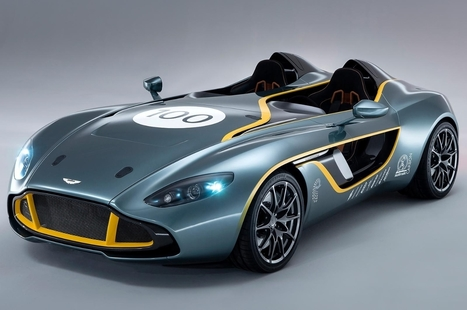 Aston Martin CC100 Concept - Top Cars   Damn It's Awesome   Scoop.it