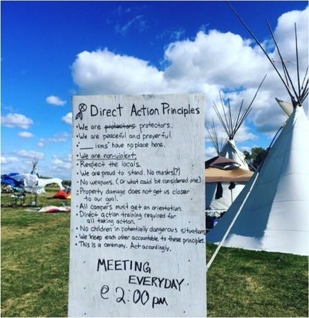 #NoDAPL: Updates, resources, and reflections | Community Village Daily | Scoop.it