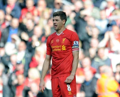 Why Steven Gerrard must put Liverpool first and quit England after ... | Football | Scoop.it