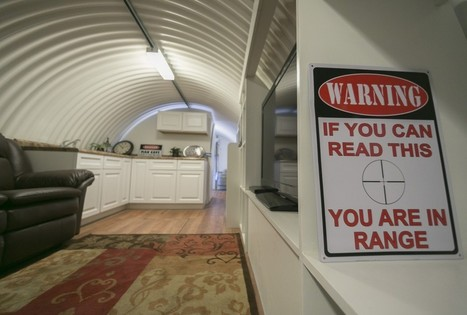 The next generation of fallout shelters: Underground bunkers welcomed in small ... - Washington Post | apocalypse | Scoop.it