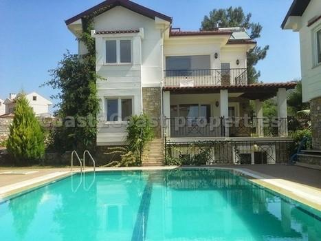 4 Bedroom Detached Villa Ciftlik | Coast2Coast Properties Turkey | Scoop.it