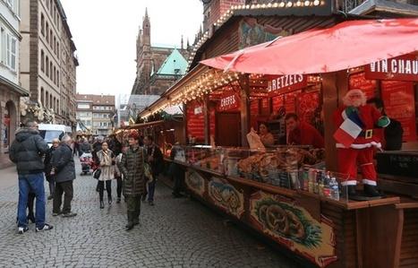 Strasbourg: « Soupes étoilées » pour la bonne cause au marché de Noël   Alsace Créative   Scoop.it