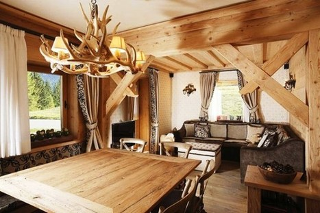 Timber Frame Home Designs - Interior PIN   Home Design From Interior PIN   Scoop.it