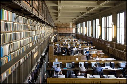 Les bibliothèques universitaires, 1er service de l'État pour la qualité de l'accueil | Médiations numérique | Scoop.it