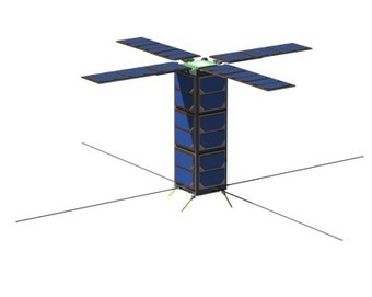 SSTL expands LEO platform capability with VESTA nanosatellite | More Commercial Space News | Scoop.it