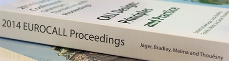 2014 #EUROCALL Proceedings now online | Applied linguistics and knowledge engineering | Scoop.it
