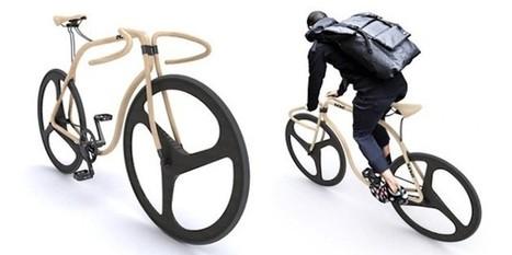 Vélo Thonet par Andy Martin - Journal du Design | Mon Oeil | Scoop.it