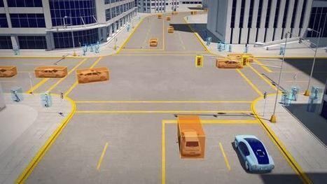 NXP's Autonomous Vehicle Platform | Post-Sapiens, les êtres technologiques | Scoop.it