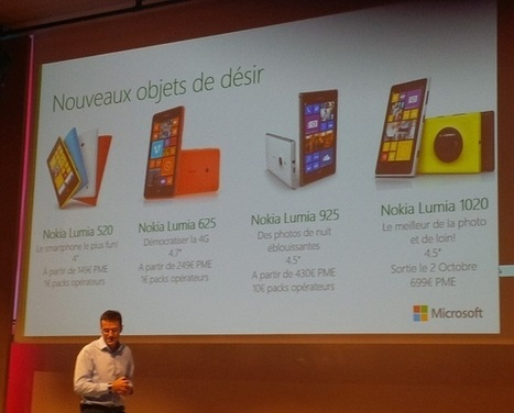 Rentrée Microsoft 2013 : l'agenda des sorties, Visual Studio 2013, Windows 8.1, Windows Phones, tablettes et Xbox One | Developpement | Scoop.it