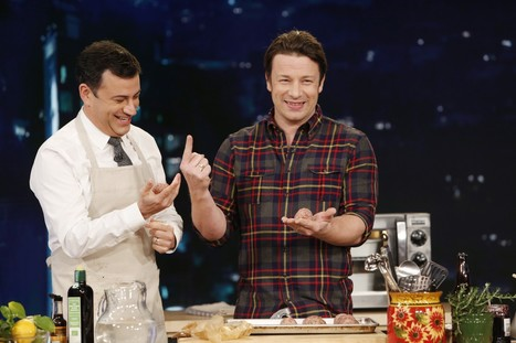 Not So Pukka: Jamie Oliver's Website Hacked And Malware Is On The Menu | Cyber Security | Scoop.it
